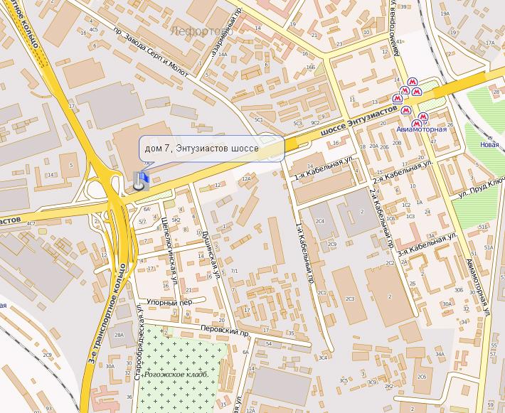 Teknosan-map